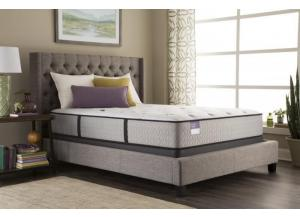 Sealy Crown Jewel Black Opal Cushion Firm Queen Mattress