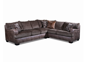 Seminole Julep Bourbon 2pc. Sectional Sofa