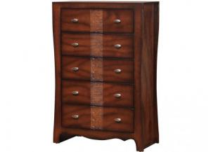 Elements Jenny 5 Drawer Chest