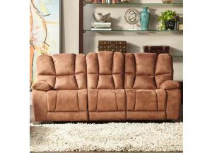 Cheers Reclining Sofa w/ Dropdown Table