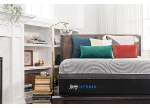 SealyPosturepedic Hybrid Performance Kelburn II King Mattress