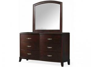 Elements Delaney Dresser & Mirror