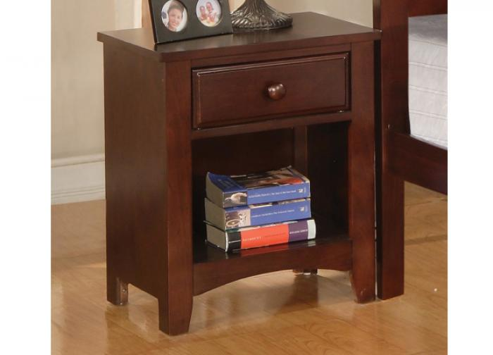Parker Nightstand by Coaster,Coaster