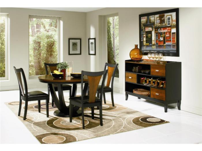 Boyer Round Dining Room Table,Coaster