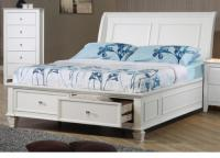 Image for Full Selena Storage Sleigh Bed