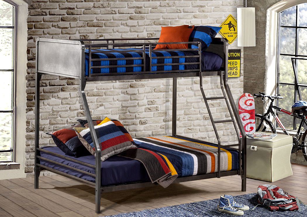 Urban Quarters Twin Over Full Bunkbed,HDFUM