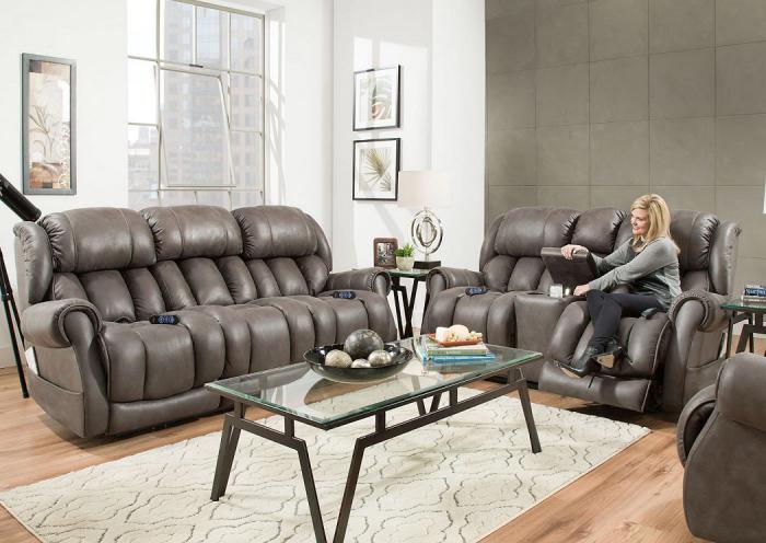 Superb Underpriced Furniture Berkley Slate Power Reclining Dailytribune Chair Design For Home Dailytribuneorg
