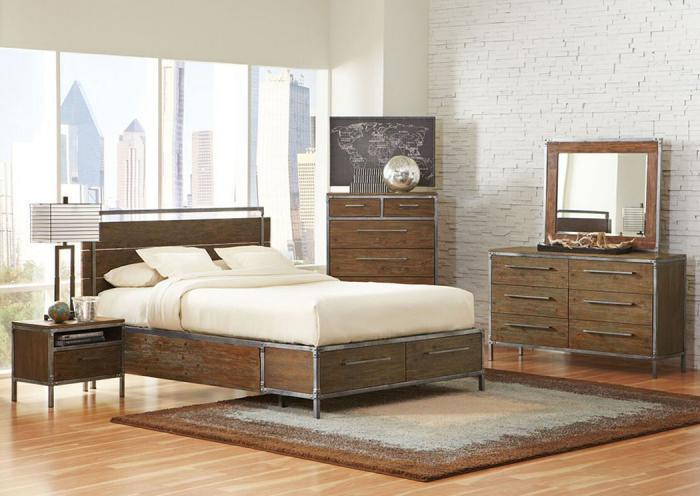 Arcadia Queen Bedroom Set,COAUM