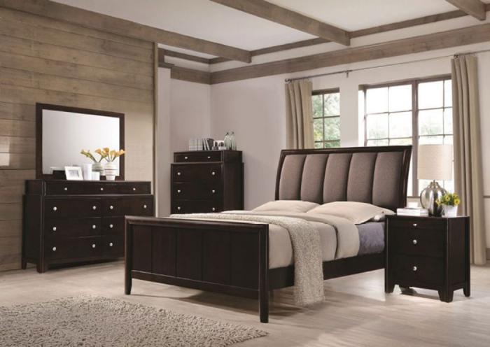 Madison Queen Bedroom Set,COAUM