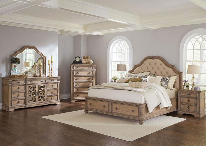 Ilana Queen Bedroom Set,COAUM
