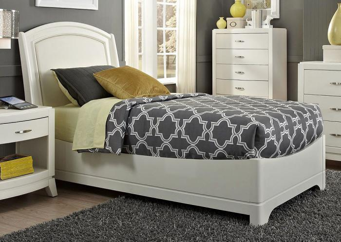 Avalon II Full Bedroom Set,LIBUM