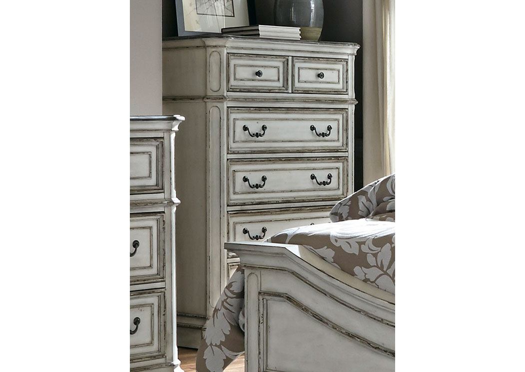 Magnolia Manor Chest,LIBUM