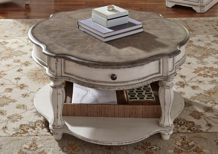 Magnolia Manor Cocktail Table,LIBUM