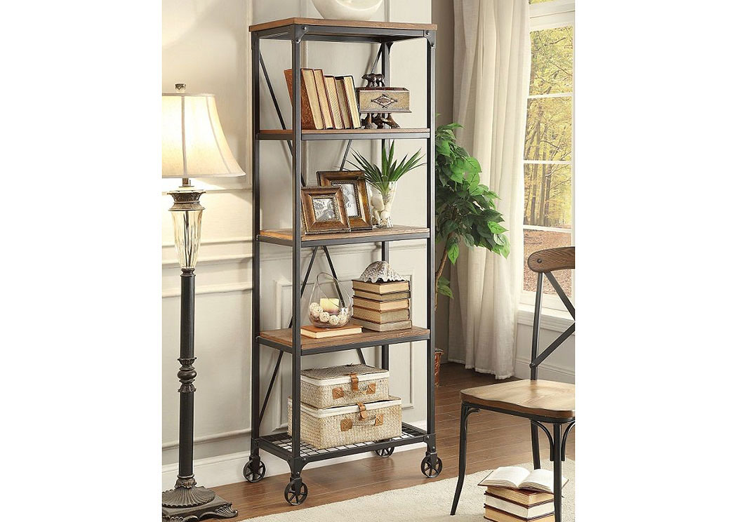 Millwood Bookcase,TITUM