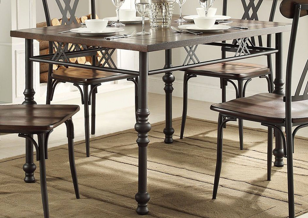 Loyalton Dining Table,TITUM