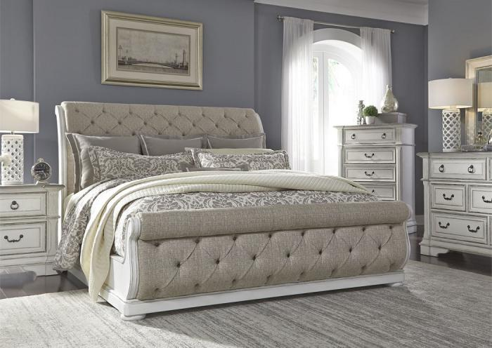 Underpriced Furniture Abbey Park King Bedroom Set