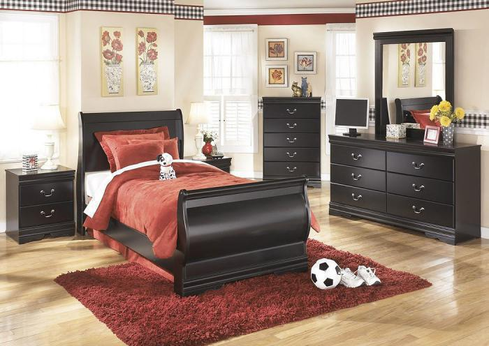 Huey Vineyard Twin Bedroom Set,ASHUM