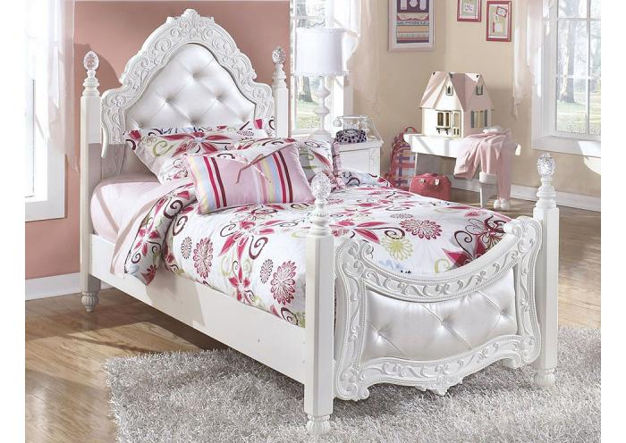 Exquisite Twin Bed,ASHUM