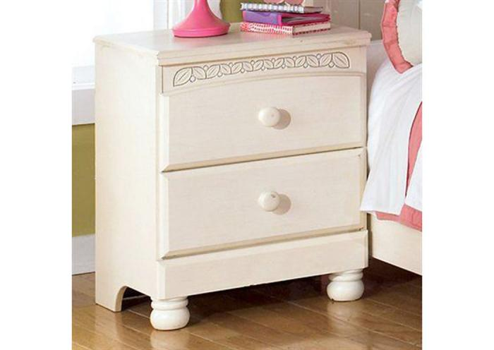 Cottage Retreat Nightstand,ASHUM