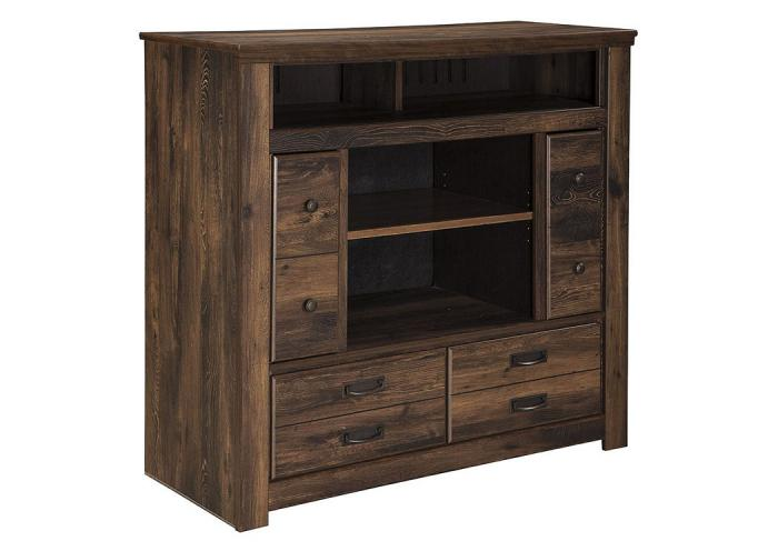 Quinden Media Chest,ASHUM