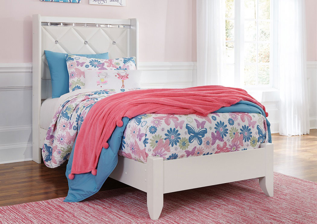 Dreamur Twin Bed,ASHUM