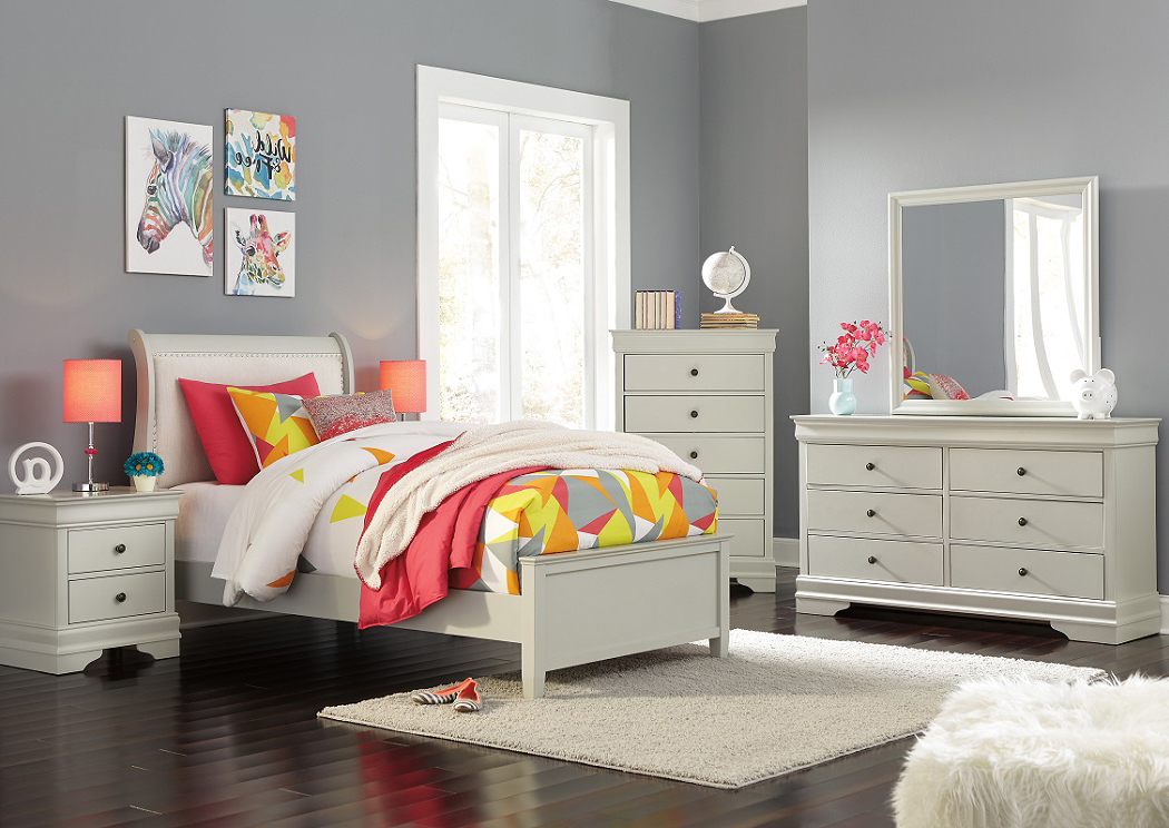 Underpriced Furniture Jorstad Twin Bedroom Set