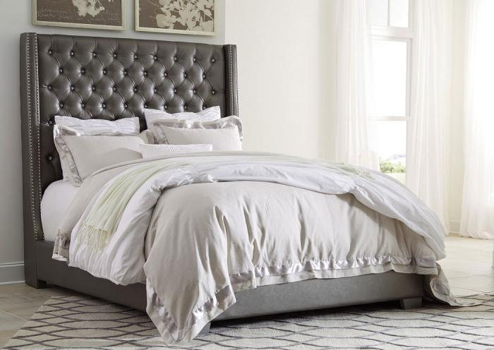Coralayne King Bed,ASHUM