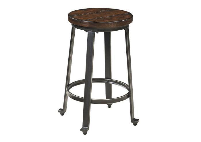 Challiman Counter Height Stool,ASHUM