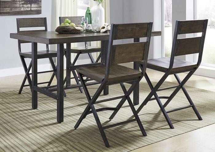 Kavara Counter Height Dining Set,ASHUM