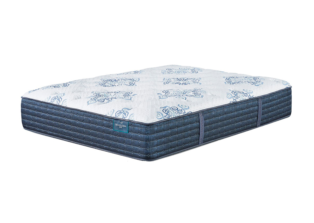 Mt. Dana Plush King Mattress,ASHUM