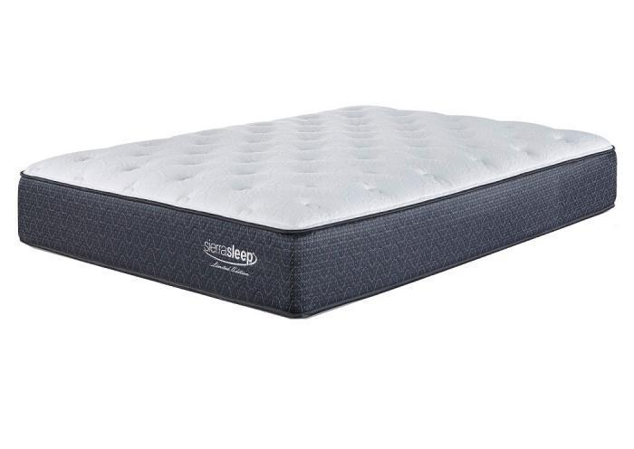 Sierra Sleep Limited Edition Plush Full Mattress,ASHUM