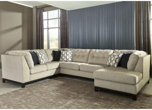 Beckendorf Chalk Sectional,ASHUM