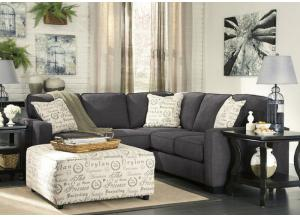 Alenya Charcoal 2-pc Sectional,ASHUM