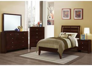 Serenity Full Bedroom Set