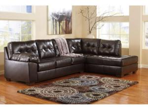 Alliston Chocolate Sectional