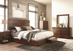 Artesia King Bedroom Set