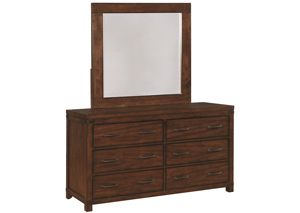 Artesia 6 Drawer Dresser