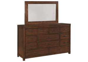 Artesia 10 Drawer Dresser