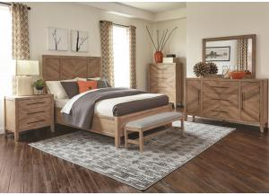 Auburn King Bedroom Set,COAUM