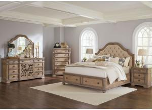 Ilana King Bedroom Set
