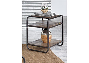 Loft House Chairside Table