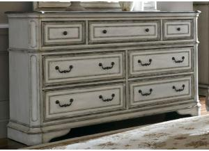 Magnolia Manor Dresser,LIBUM