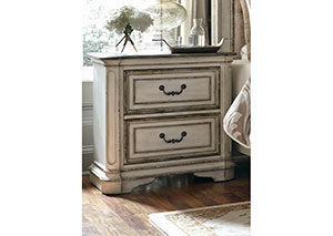 Magnolia Manor Nightstand,LIBUM