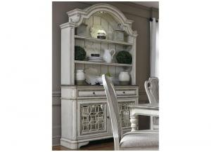 Magnolia Manor China Cabinet