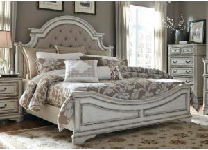 Magnolia Manor Queen Bed