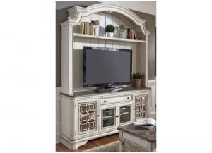 Magnolia Manor Entertainment Unit,LIBUM