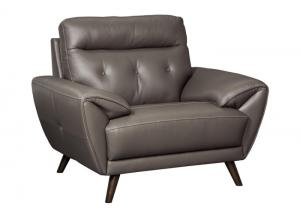 Sissoko Leather Chair
