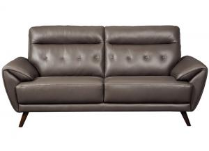 Sissoko Leather Sofa,ASHUM