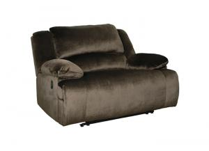 Clonmel Chocolate Recliner