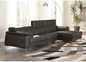 Tindell Gray Sectional